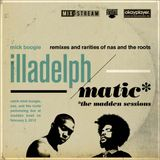 Mick Boogie Presents Nas & The Roots - illadelphmatic