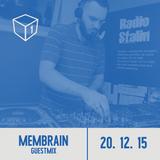 Shadowbox @ Radio 1 21/12/2015: Membrain Guestmix