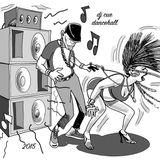 dancehall twerkers