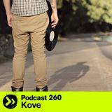 DTP260 - Kove