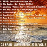 DJ Brab - Summermix 2016 Vol 2 (Section 2016)