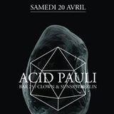 Acid Pauli - PIN UP Beat Boat 2013