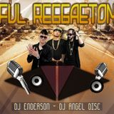 REGUETON SONY - DJ ENDERSON FT DJ ANGEL DISC
