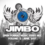 Open Format Club Mix - April 2017