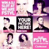 We Are FSTVL 2014 DJ Competition - Jay de la Haye