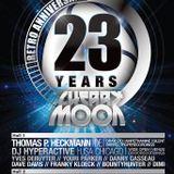 dj's Mike Thompson & Alain Faber @ 23Y Cherry Moon 01-02-2014