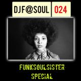 DJ F@SOUL PRES. THE FUNKSOULSISTER SPECIAL