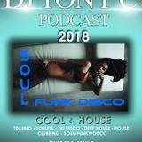 SoulFunkDisco 21 Mixed By Dj Tony C 2018