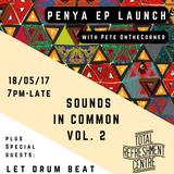 Sounds in Common: Penya/Let Drum Beat