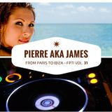 From Paris to Ibiza n°31 - November 2nd 2016 - Pierre aka James