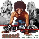 SUNSET:  Live Lounge Set @ Bar 20 Hollywood (09-20-2014)