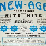 Parks & Wilson/DJ Rap - New Age 1 @ The Eclipse, Coventry 3/5/1991 Side A