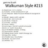 Walkuman Style #213