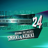 |  Thirsty Thursday Snaxi & Kokki | fuckin Brutal Closing Set @BAR ZAR