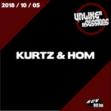 Unlike Sessions Radio Show - 2018-10-05 - Kurtz & Hom