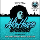 Deejay B-Town - Afro House Sessions Vol 10