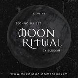 Moon Ritual by Bluekim - 27.02.18