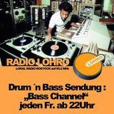 Basschannel 28.09.12 - DnB Live Session - Lohro - DJ Mood (Open Mind Kru)