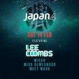 Japan 4 | Lee Coombs | Ambar