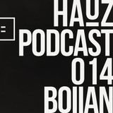 HAUZ Podcast 014 Boiian