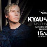 3. Martin Gredner (mic.rec.)(Kyau & Albert Matching Stories World Tour, CityFest Warm Up 15.12.2017)