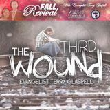11-2-16 - The Third Wound - Evangelist Terry Glaspell