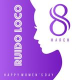 Special woman`s day compilation by Ruido Loco