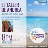 EL TALLER DE ANDREA - LOS ESPEJOS-   08-16-2017