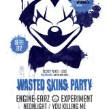 Ronin Dhyl @ Wasted Skin Party 06.04.2012
