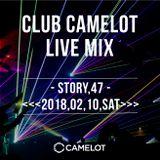 <<<2018.02.10 SAT>>>WEEKEND CAMELOT LIVE MIX By Sixten