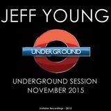 Underground Session - November 2015