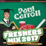 Freshers Mix 2017  - Hiphop, UK Rap & RnB Bangers!!