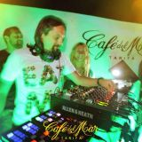 Andy Spinelli at live in Cafe del Mar Terrace 1
