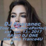 DJ Kosvanec - Tour de TrancePerfect xxt vol.13-2017 (Uplifting Mix)