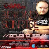 Beyond Sunrise radio...Cxi with Manuel Le Saux