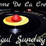 Creme de la Creme Sunday chillout (20-8-17) part 1 with DJs Jono Hill, Cressy & Mark Hopes