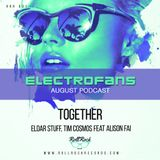 Electrofans Podcast - August 2018
