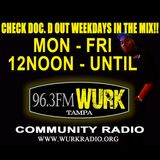 Funky Love On WURK Mix Pt. 2