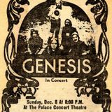 Palace Concert Theatre-Providence Rhode Island-December 8th 1974