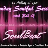 Rod G Sunday Soulful Sessions - SoulBeat Radio 020619