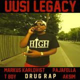 "Uusi Legacy 060415 ""Drug rap"" - Markus Karlqvist , Pajafella , Tboy guest mix"
