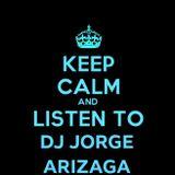 Dj Jorge Arizaga - Keep Calm 2 Part (Oct 2018)
