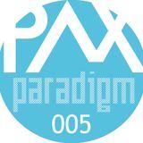 Paradigm 005 (Sep 14')