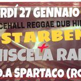 Astarbene & Miscela Rara Family @ CSOA Spartaco [27.01.17]