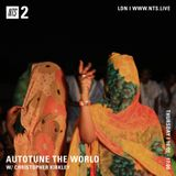 Autotune the World w/ Christopher Kirkley - 16th March 2017