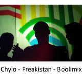 Boolimix Radio Show - 15 février 2017 - Chylo Freakistan Boolimix in the block