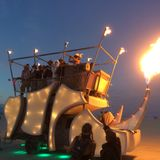 NUGZ Live @ Dusty Rhino FIRE BALL Burning Man 2015