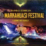 Adren Aline (Trilobite Music) @ Markahuasi Psytrance Festival 2018 - Markahuasi - Perú - 20.09.2018