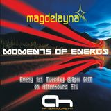 Magdelayna - Moments Of Energy 012 [July 2008]