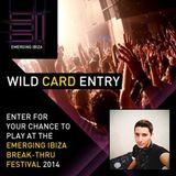 Emerging Ibiza 2014 DJ Competition - Antonio Granata
